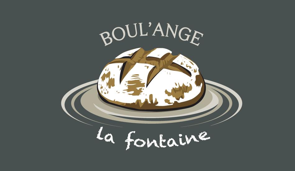 Logo de la Boul'ange la Fontaine