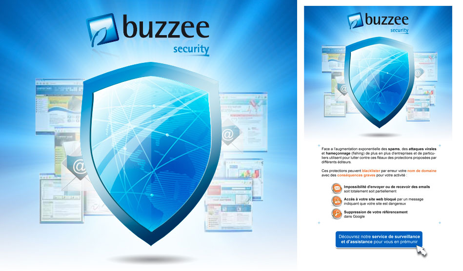 Emailing Security de Buzzee
