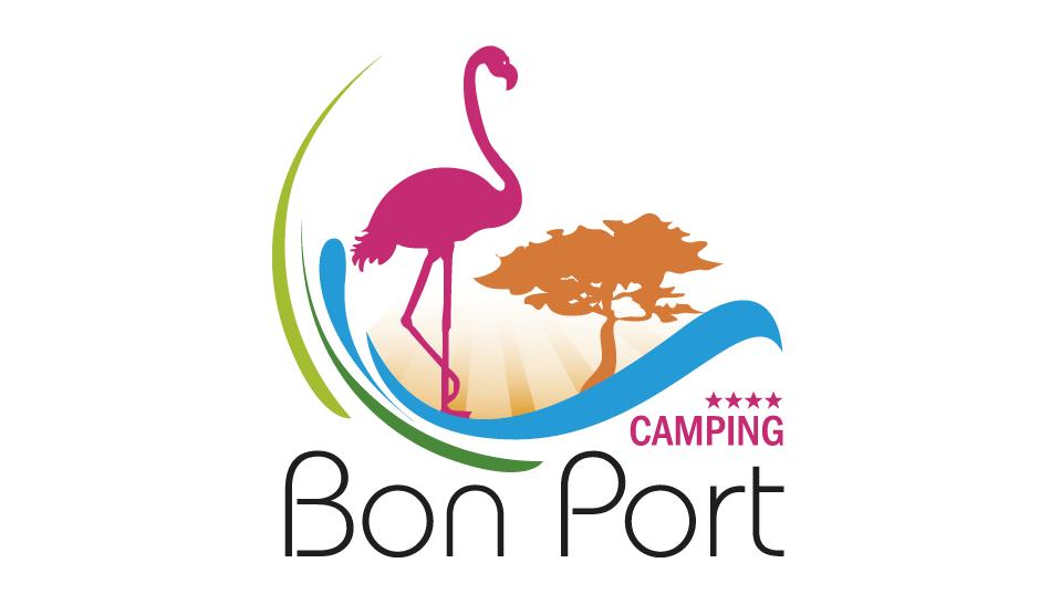 Logo Camping Bon Port