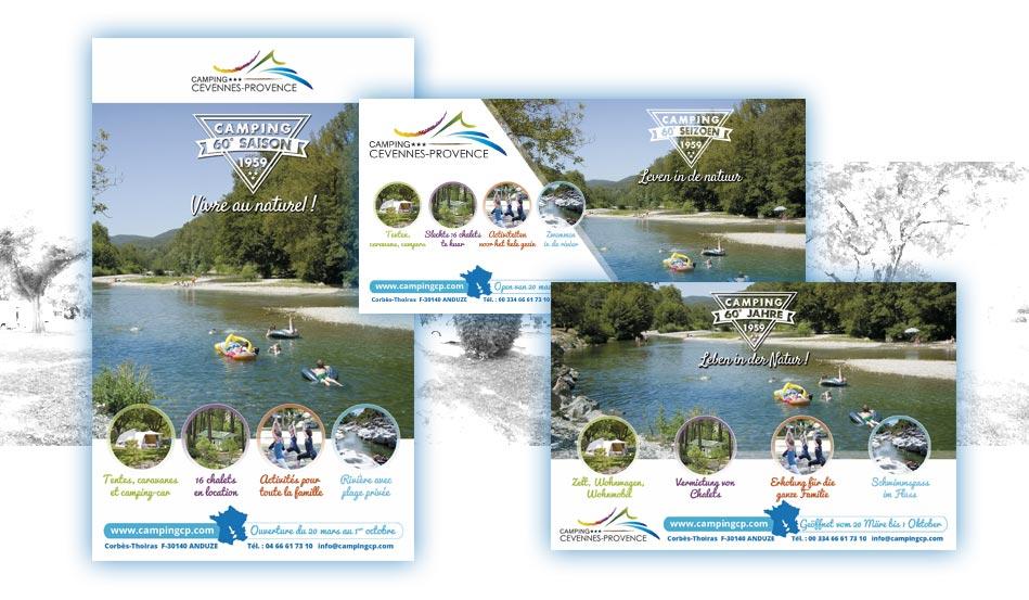 Camping Cévennes-Provence annonces-presse
