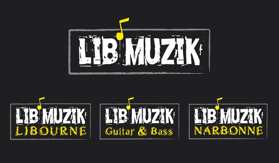 Logos de Lib'Muzik