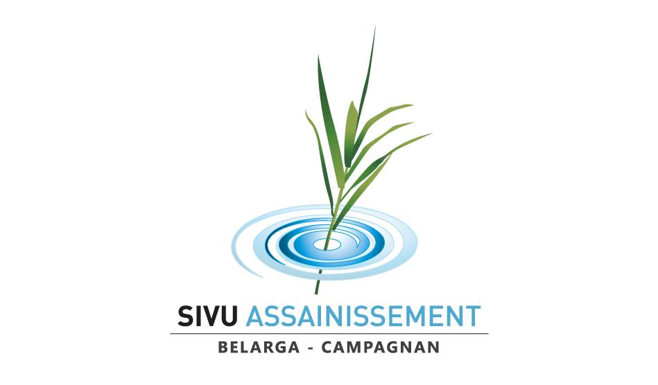 Logo du sivu assainissement Bélarga-Campagnan