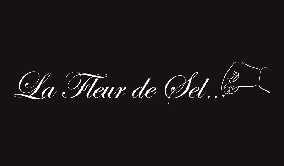 LA FLEUR DE SEL logo