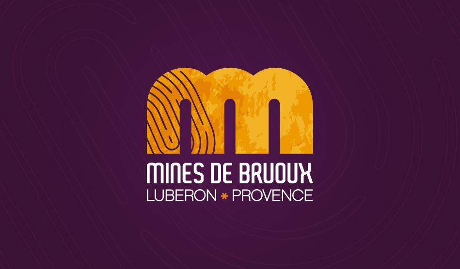 Logo de Mines de Bruoux